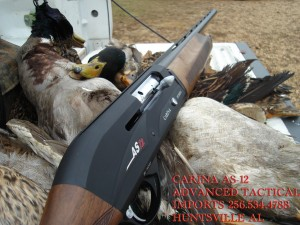 Carina-AS-12-hunting-shotgun-Advanced-Tactical-Imports-Huntsville-AL-256-534-4788-Mallards