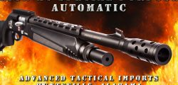 Lion X6 Tactical / Special purpose shotgun, Advanced Tactical Imports 256-534-4788