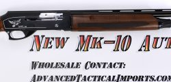 MK-10 automatic field shotgun Walnut stock