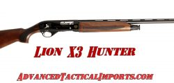 Lion X3 hunting shotgun Advanced Tactical Imports Huntsville AL 256-534-4788