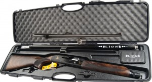Lion X3 hunting shotgun combo with slug barrel call advanced tactical imports 256.534.4788