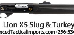 Lion X5 Slug & Turkey semiauto shotgun Advanced Tactical Imports Huntsville AL 256-534-4788