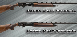 Carina AS-12 Semi-Auto Hunting Shotgun